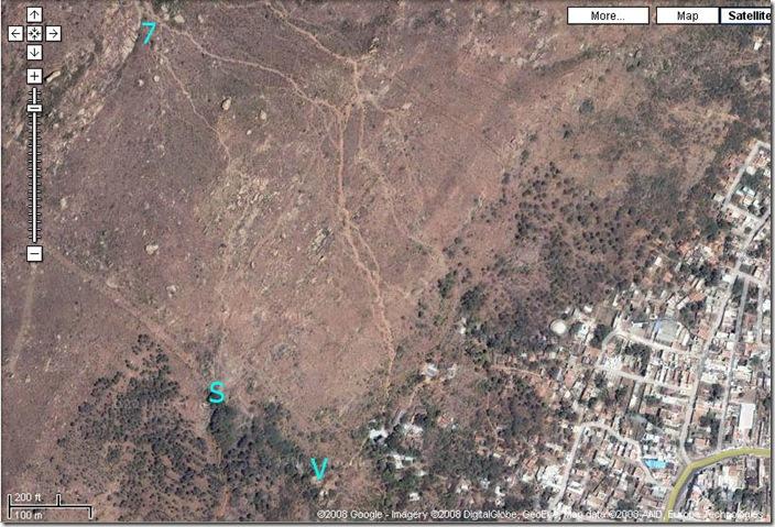 Sevan Springs Google Map