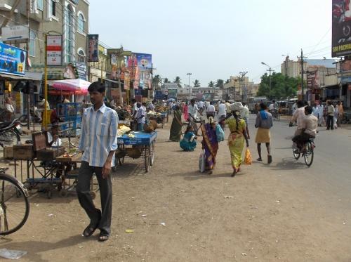 Tiruvannamalai Retail District - Car Street