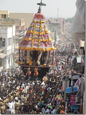 Big Chariot Deepam 2009