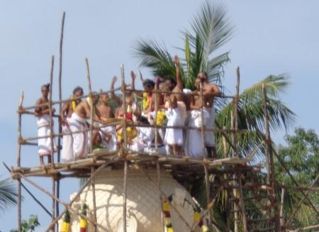 Ramanasramam Kumbabishekam