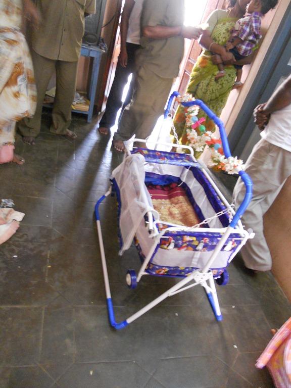 tamil baby naming u2013the thottil ceremony
