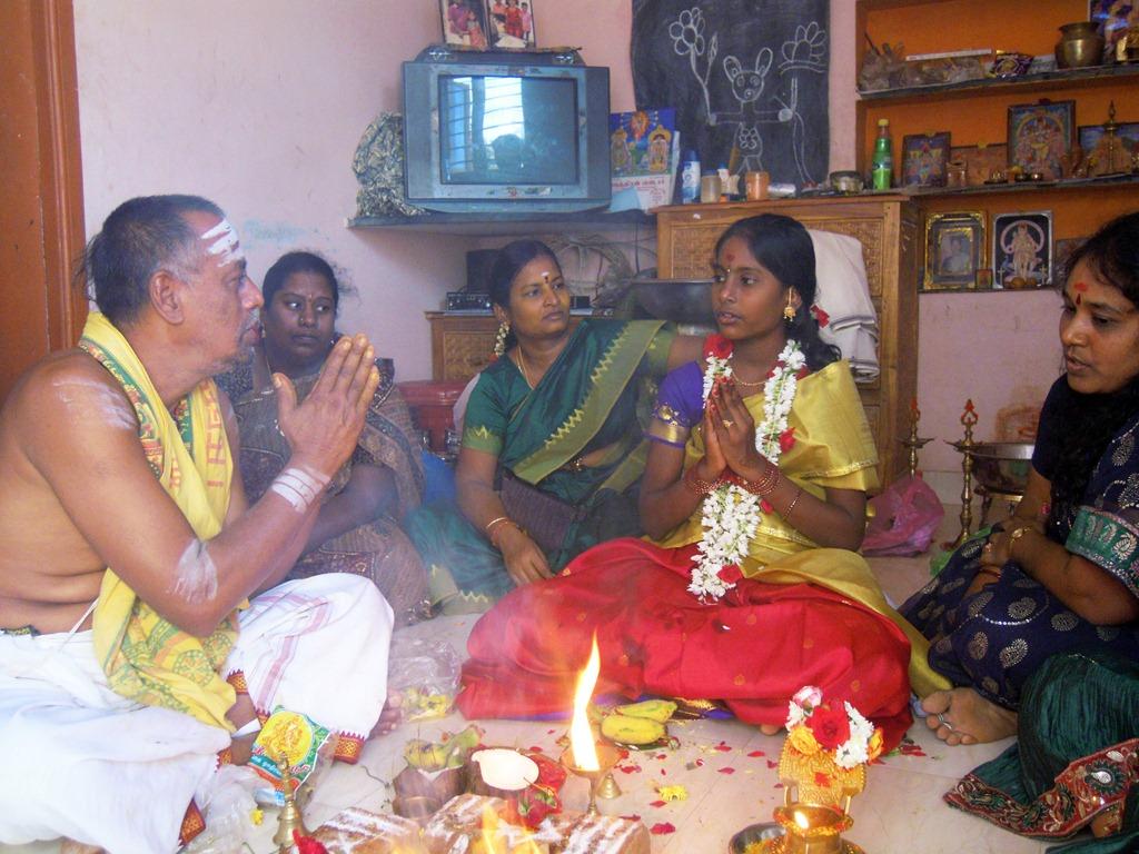 Image result for period ceremony in tamilnadu