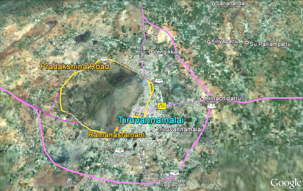 Nh Traffic Map.Update On Road Project Nh 66 To Tiruvannamalai Living In The
