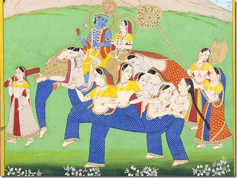 krishna_and_radha_riding_a_composite_elephant_jaipur_rajasthan_circa_1_d5693491g