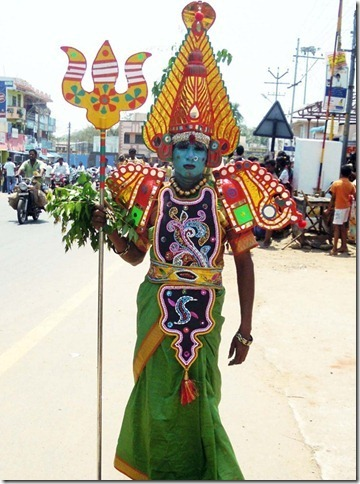 491 dressed as Angala Parameshwa_thumb