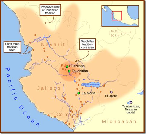 Teuchitlan_tradition_map.svg