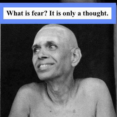 Bhagavan's smile