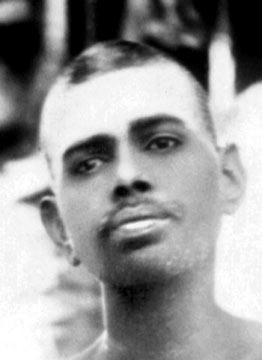 Bhagavan Ramana as a youth